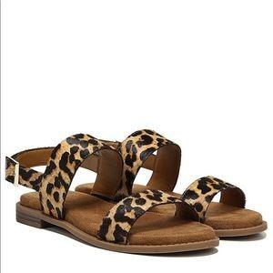 Franco Sarto♥️NWT♥️velocity2 sandal camel size 11